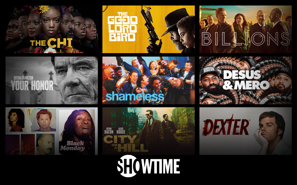 Showtime Original Series Tv Shows Showtime