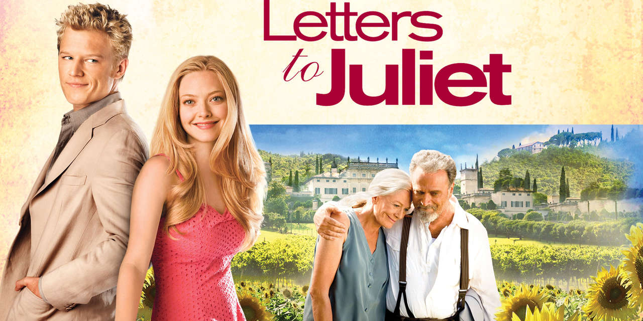 Letters To Juliet (2010) | SHOWTIME