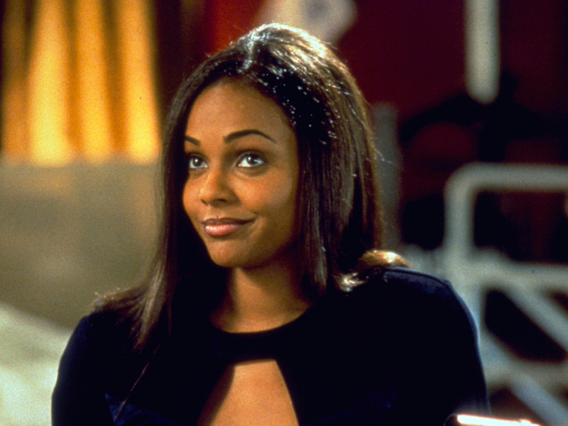 Lark Voorhies how to be a player