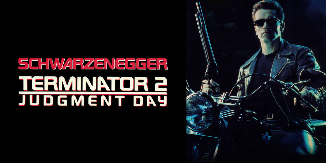 Terminator 2 Judgment Day 1991 Showtime
