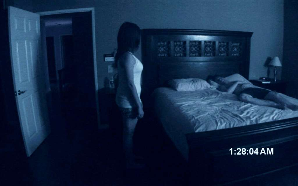 Paranormal Activity 2009 Showtime