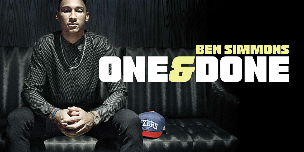 one & done/ben simmons (2016) | showtime