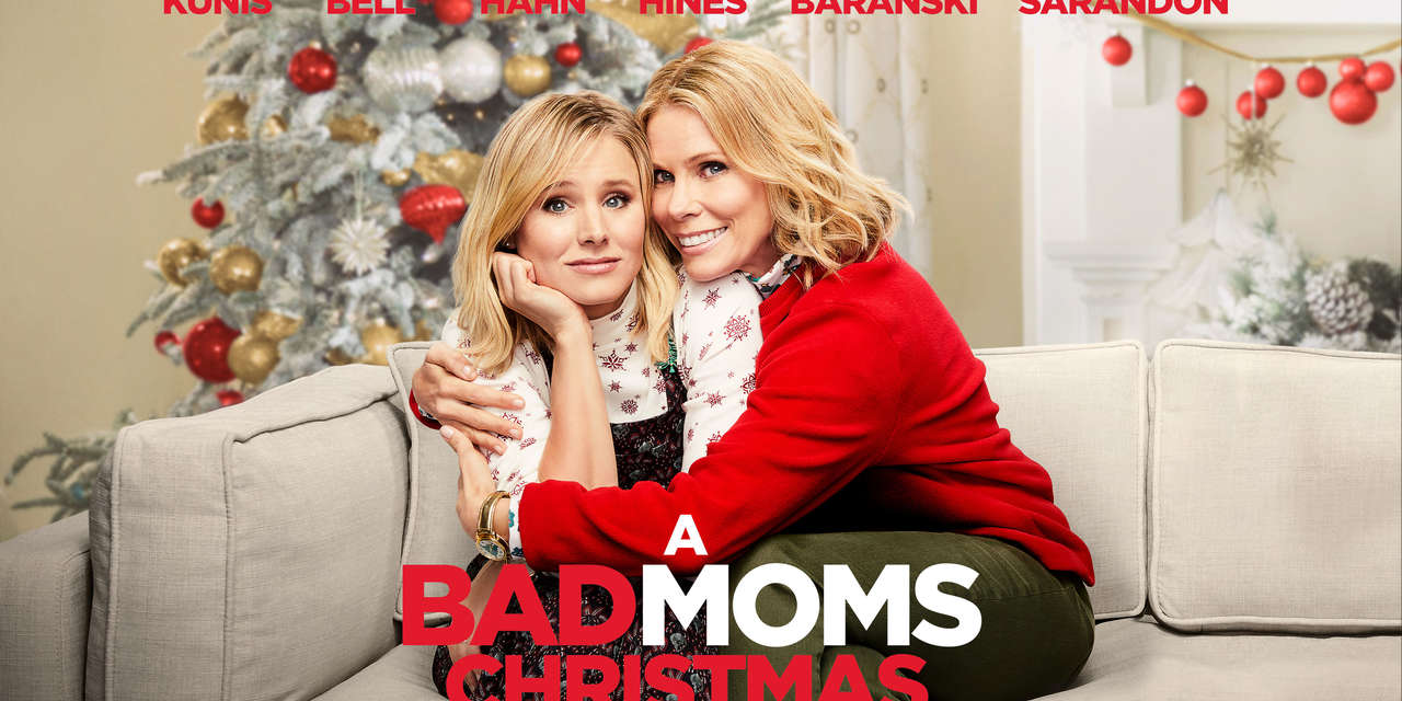 Bad Moms Christmas Putlockers.A Bad Moms Christmas 2017 Showtime