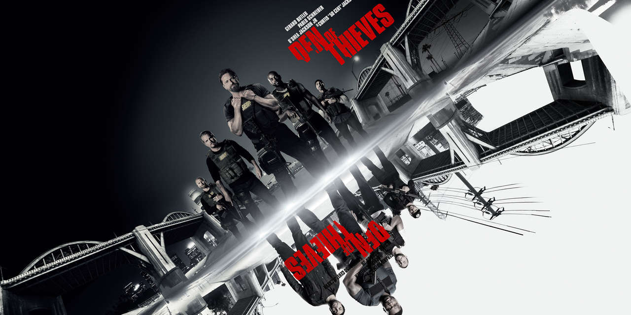 Den of Thieves (2018) | SHOWTIME