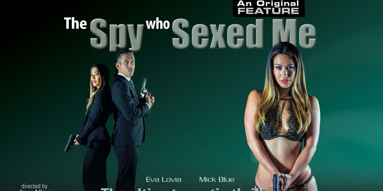 Sexy beauty with successful spy