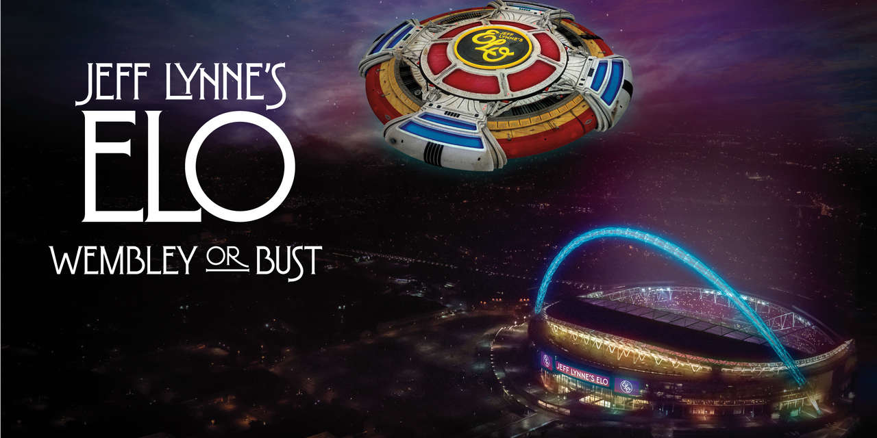Jeff Lynne S Elo Wembley Or Bust 2018 Showtime