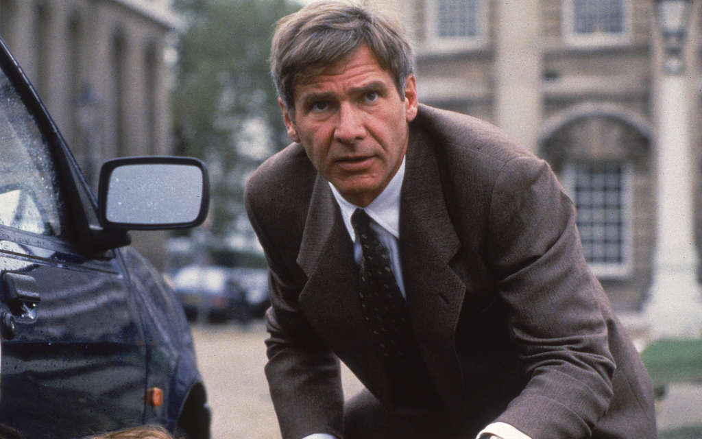 Patriot Games 1992 Showtime
