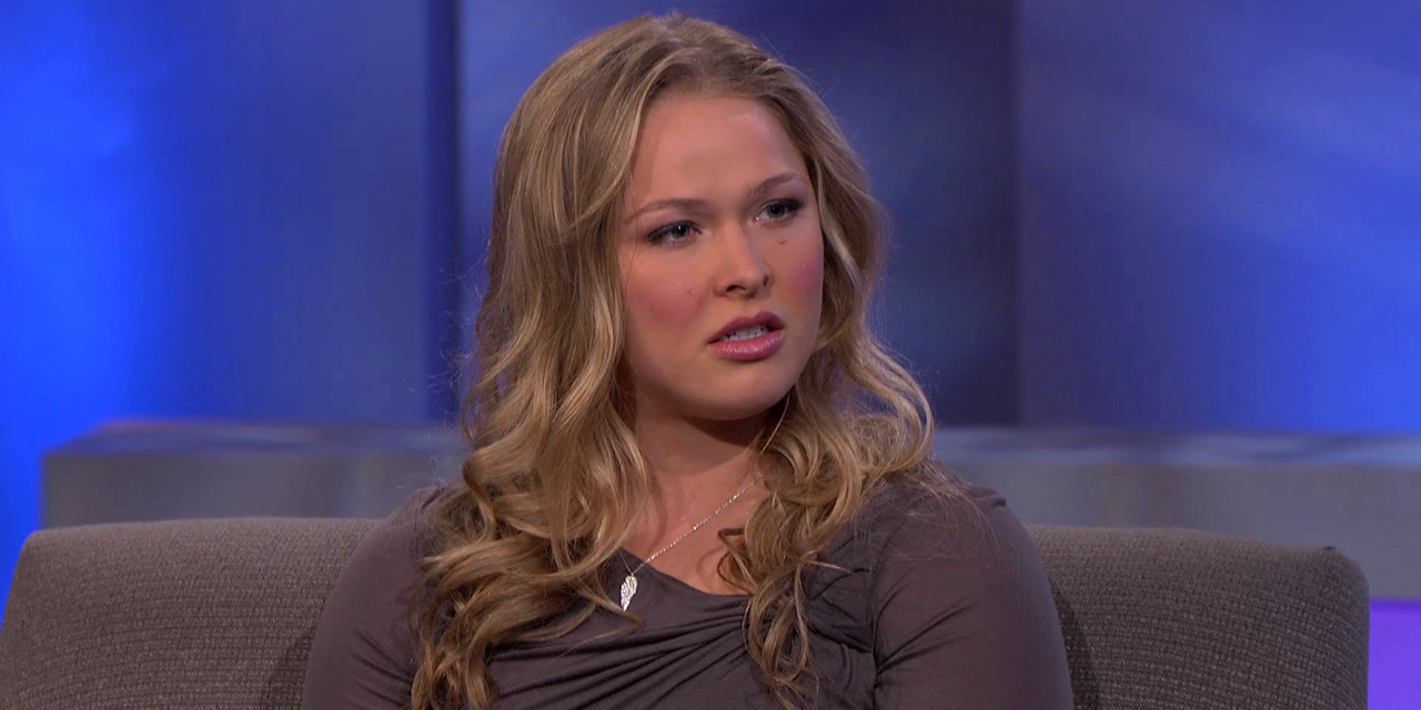 Jim Rome Ronda Rousey On Sex And Mma  Showtime-2874