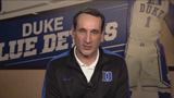 "Coach K Responds to Men's College Basketball Called ""A Joke"""
