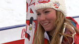 """Gate Crasher"" Mikaela Shiffrin"