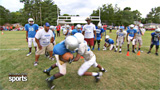 Youth Tackle Football - 60 MINUTES SPORTS January 2016 Preview