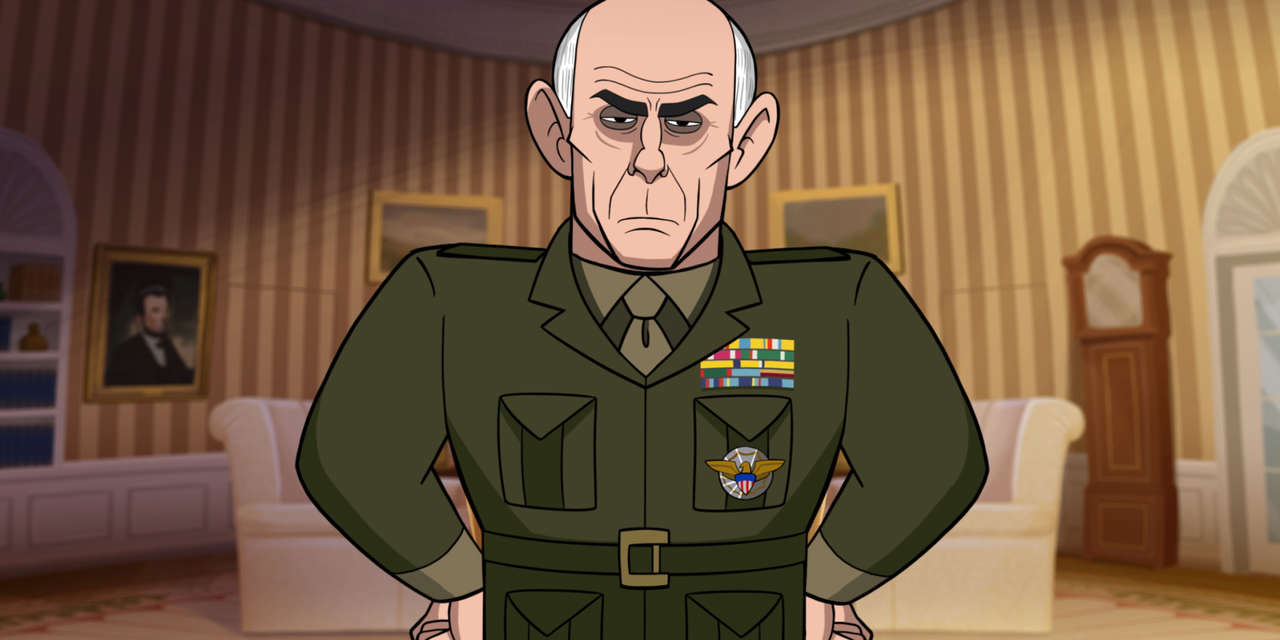 Our Cartoon President: Now It's Your Turn  SHOWTIME