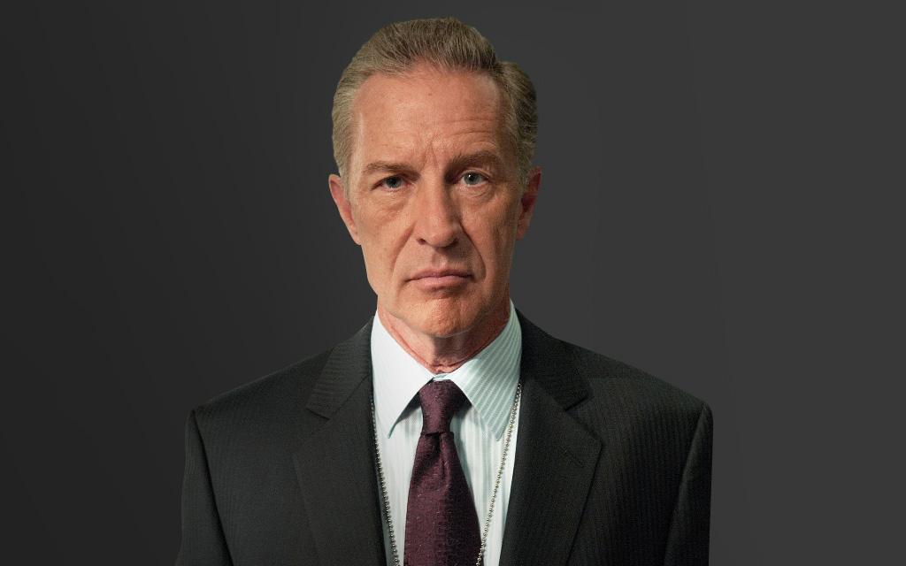 Deputy Chief Tom Matthews Played by Geoff Pierson - Dexter