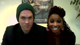 Google Hangout: Steve Howey and Shanola Hampton