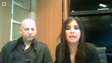 Californication: Google Hangout: Pamela Adlon and Evan Handler