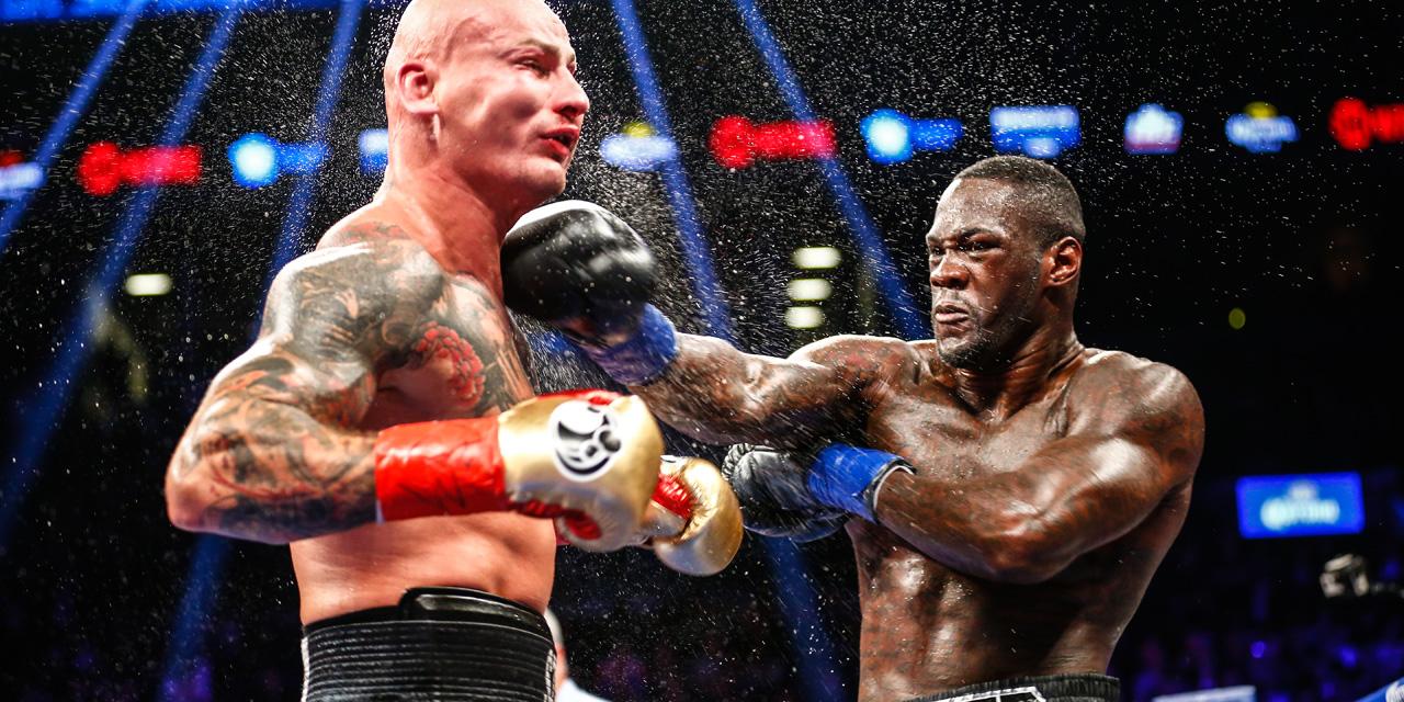 Как сделать ставки на боксерские