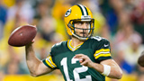 "Aaron Rodgers #3 on ""INFL 64"""