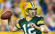Aaron Rodgers #3 on