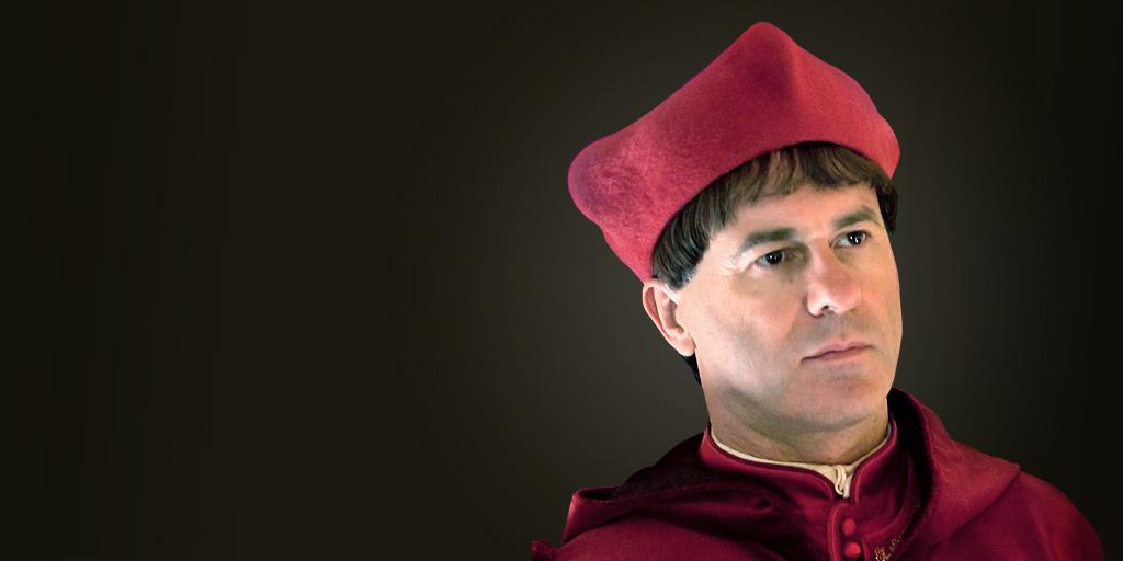 Cardinal Ascanio Sforza