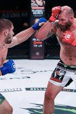 BELLATOR MMA: BELLATOR MMA 261: Johnson vs. Moldavsky